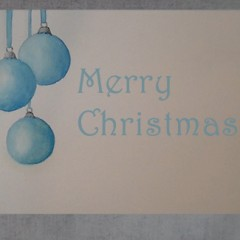 New!  Free Video- Paint Christmas Ornaments