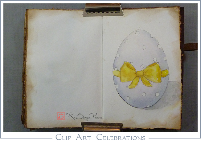 Clip Art Celebrations, Art 365-16-67, RaSonya Pearce, www.FaithworksArtStudio.com