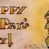 St. Pat's Day Chibi Leprachaun-- RaSonya Pearce www.FaithworksArtStudio.com